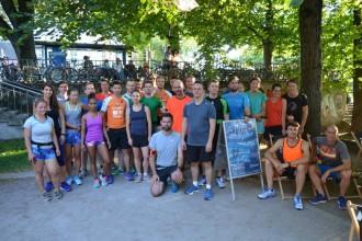 Zoot Beach Run im Sommer 2015 in München - Bild: Zoot