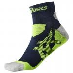 Prima Fußklima: Asics Kayano Socken - Bild: (c) Asics