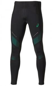 Lieblingsteil: Die Leg BalanceTight vo Asics in Grün - Bild: (c) Asics