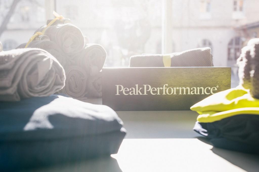 Es ist angerichtet: Peak Performance zeigt auf der Münchner Praterinsel seine neuen Kollektionen - Foto: © Hannes Rohrer