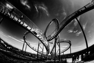 """Perfekter Laufsong: """"Rollercoaster"""" von den Bleachers - Foto: Unsplash / Pixabay"""