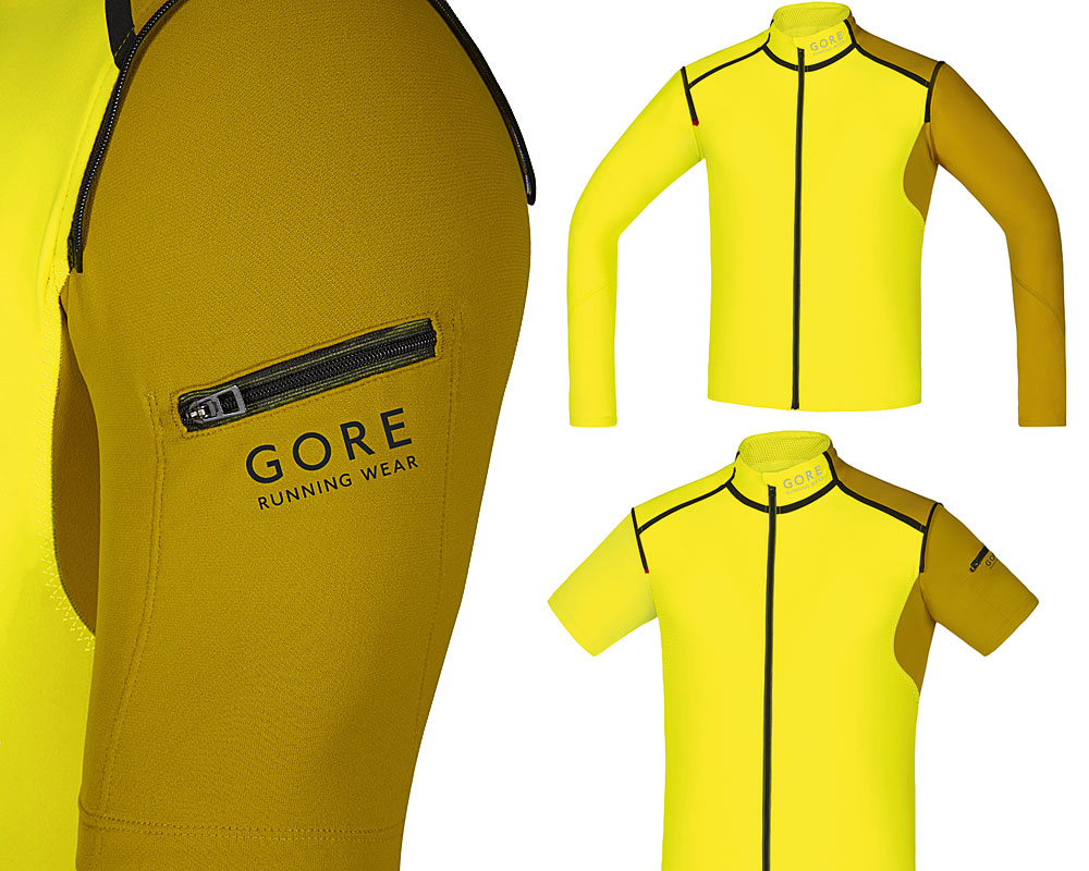Schlau & schick: Gore Fusion Windstopper Soft Shell Zip-Off Shirt - Fotos: Hersteller