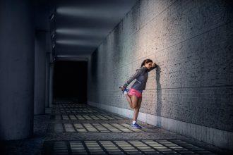 Schön stretchen - die Mythos-Lady-Kollektion von Gore Running Wear macht's möglich - Bild: Hersteller