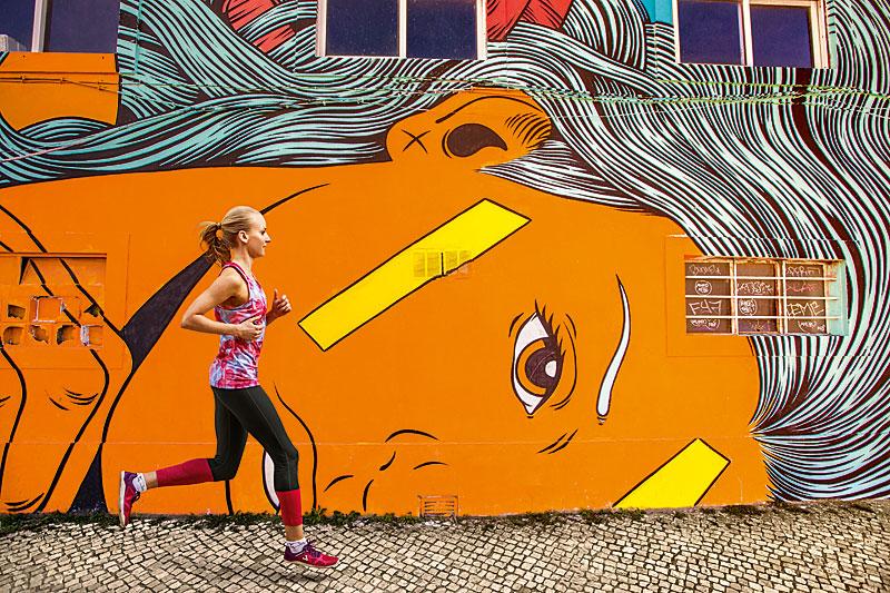 Auch für Yoga geeignet: Sunligh Lady von Gore Running Wear - Bild: Hersteller