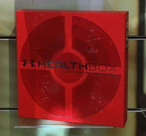 Feuerrot: Hier ist die HealthBox drin - Foto: Alex Rudolph