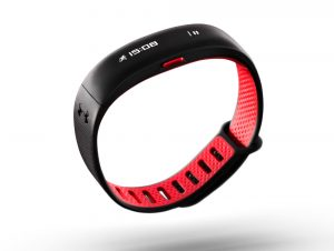 Federleichtes Wearable: UA Band - Bild: Hersteller