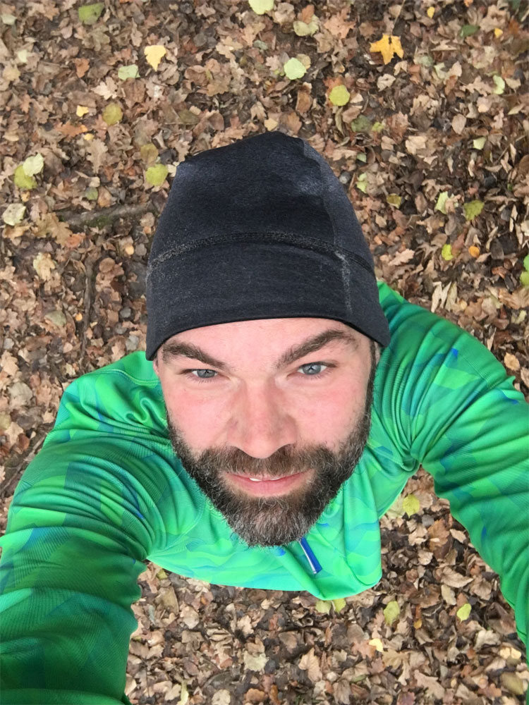 Warm, aber nicht zu warm - das ist die Läufer-Devise in Sachen Winter-Klamotten