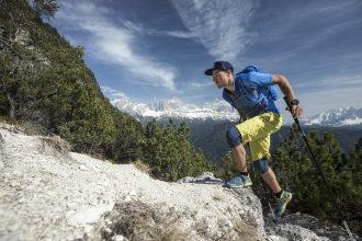 Uphill, Downhill, aber auch Nohill: Die Alpine Speed Kollektion von Salewa - Foto: Hersteller