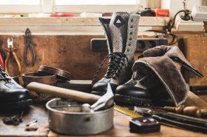 Trend trifft Tradition: Im Nu zum individuellen Schuh