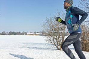 Frostige Finger: Die richtigen Handschuhe für Läufer